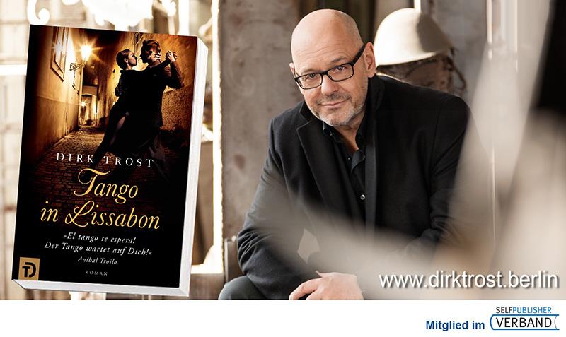 Dirk Trost Meet&Greet auf der Frankfurter Buchmesse 2017