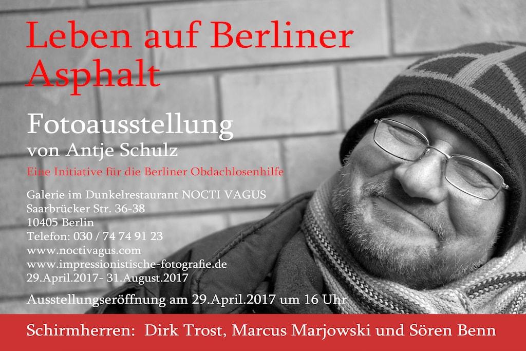 Leben auf Berliner Asphalt Photo Exhibition