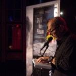 Lesung im INSOMNIA Berlin, Dirk Trost, Krimi-Autor
